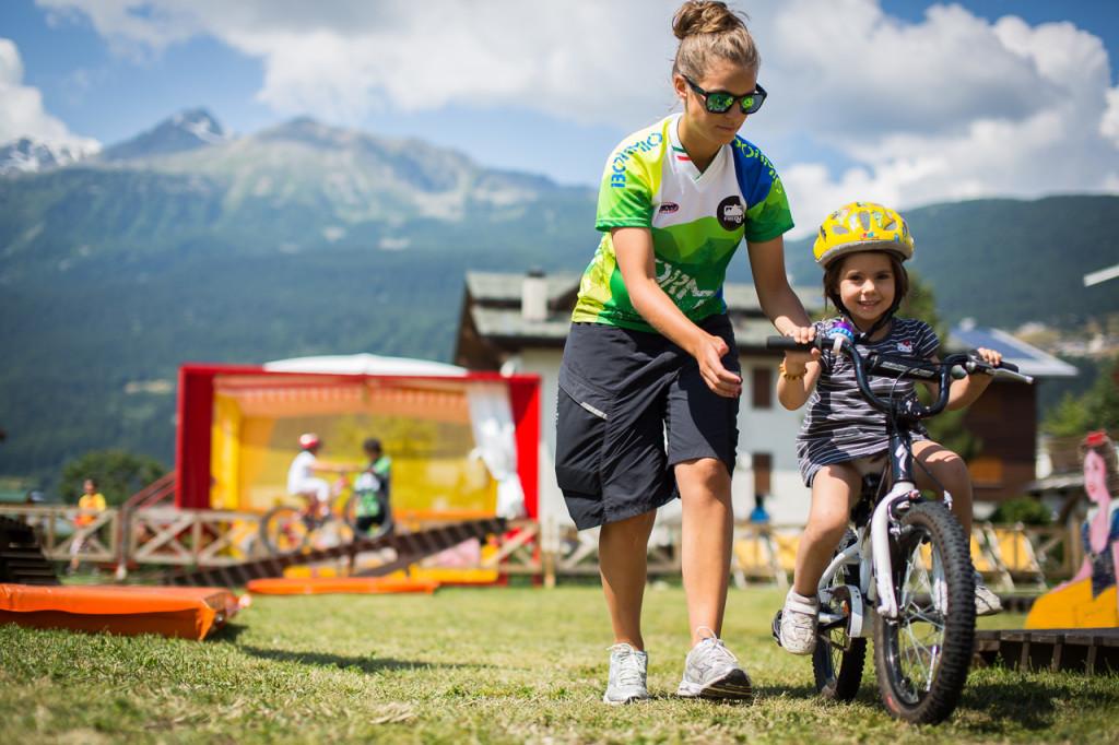 Bike skill center Bormio