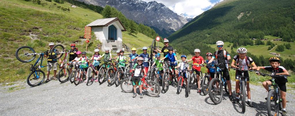 Scuola Mtb Bormio - Val Zebrù