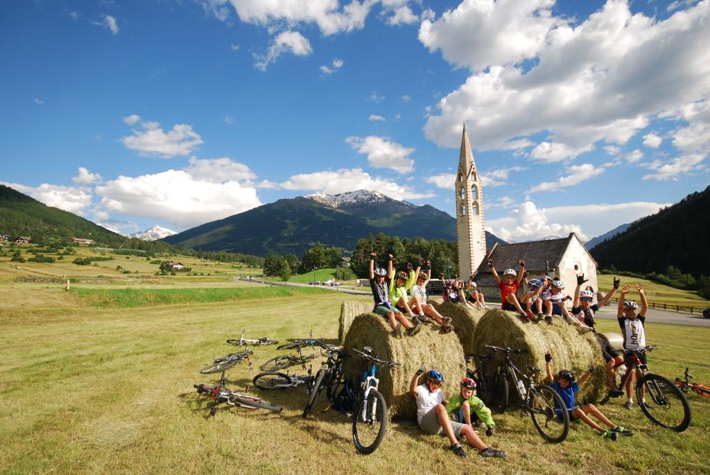 Mountain bike Bormio